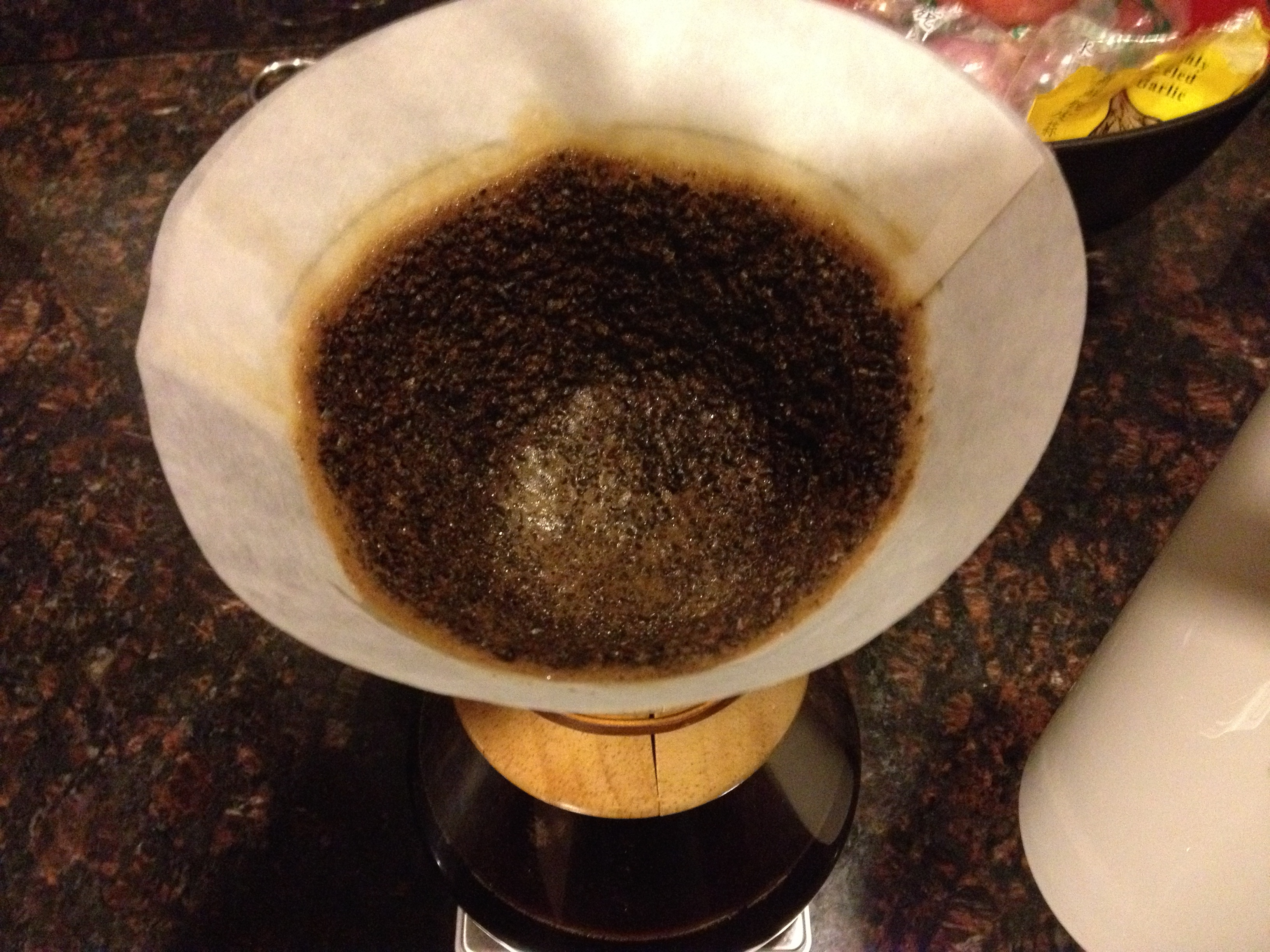 chemex high and dry